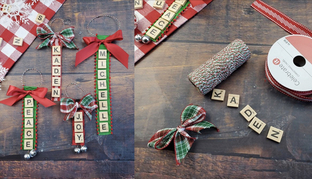 Dress up your tree with beautiful DIY Christmas ornaments