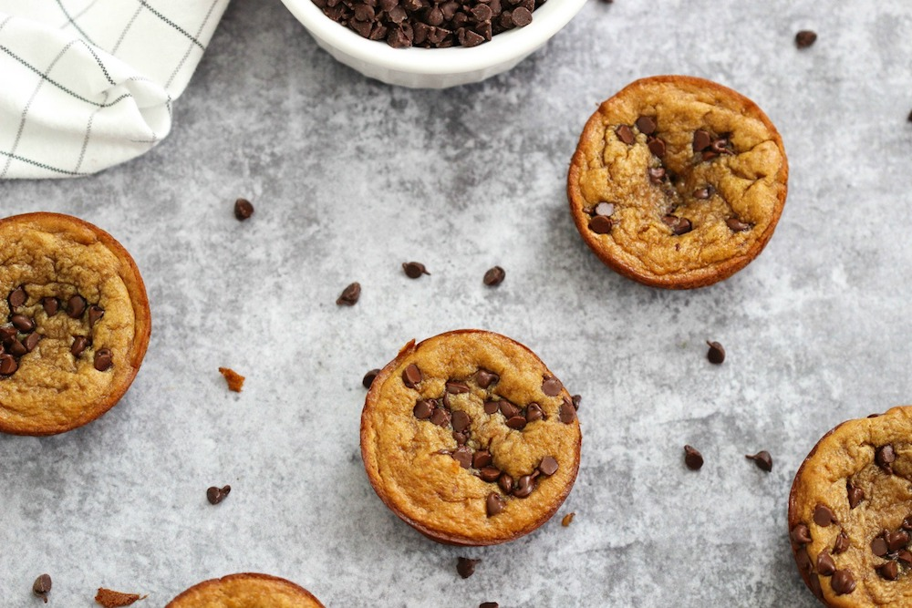 If you like these interesting Christmas cake recipes, take action to make delicious the peanut butter banana muffins