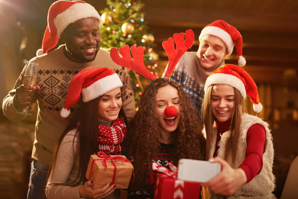 Traditions on Christmas makes people feel the best holiday spirit