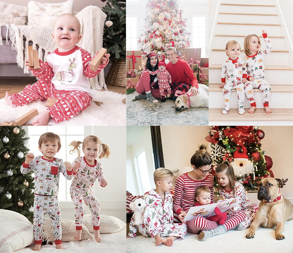 Best Christmas pyjamas toddler girls
