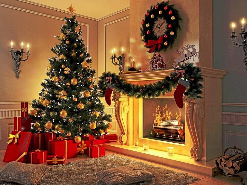 Christmas bank holidays 2020 chrsitmas tree