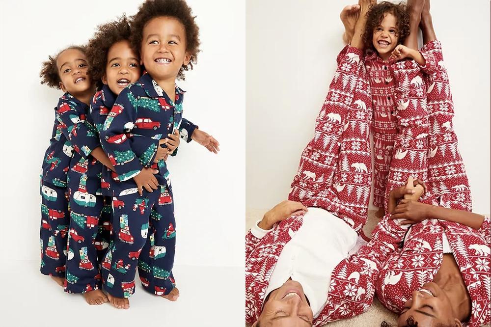 Christmas pyjamas toddler girl will raise the holiday spirit