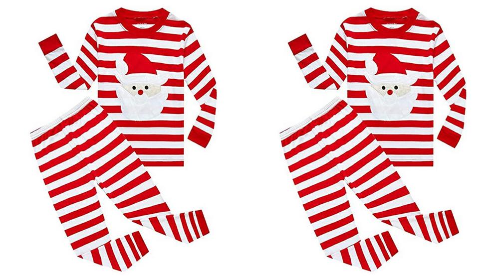 Santa-Claus-Christmas-Pajamas-One-of-popular-Christmas-pajamas-toddler-girl