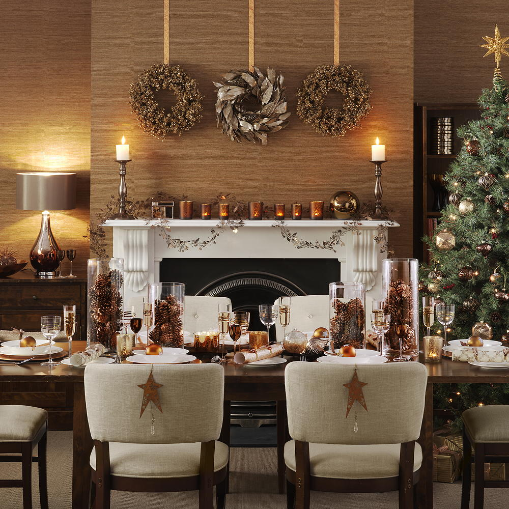 When it comes to Christmas celebrations, Christmas room decoration ideas are always a central part of the day