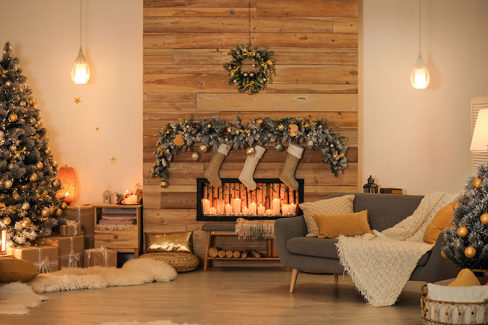 Christmas room decoration ideas will help you to make your house beautiful