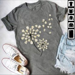 Hot Trend Dandelion Owl Shirt