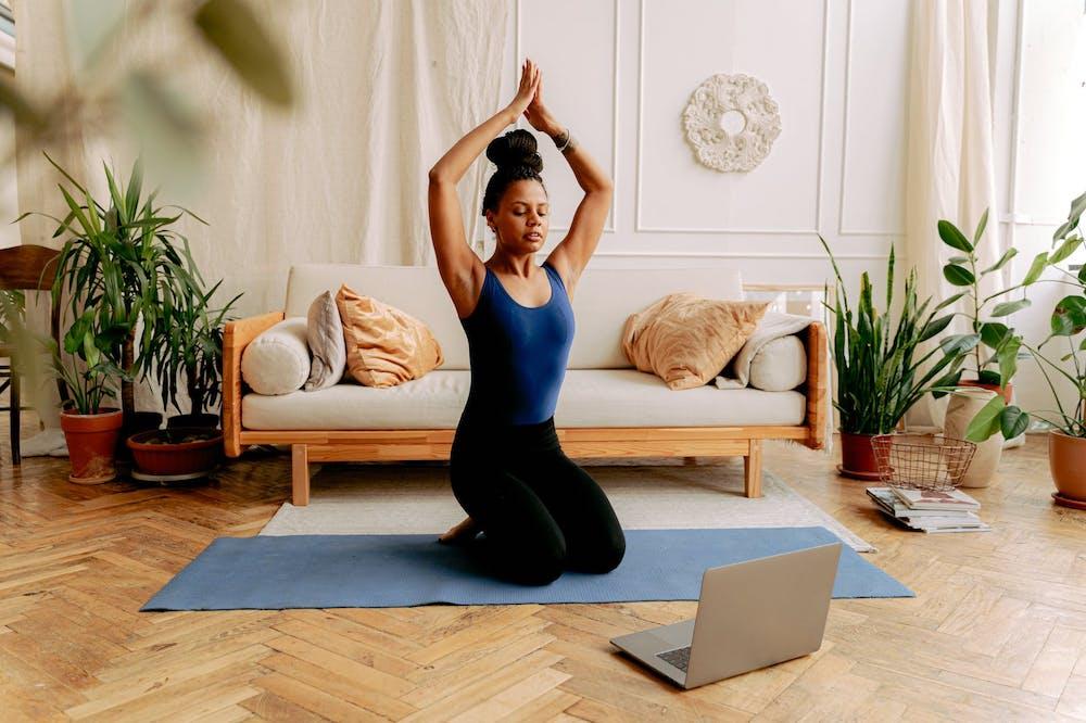 Basic yoga poses for beginner