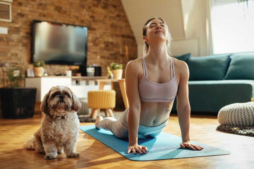 Benefit of yoga- yoga reduces stress