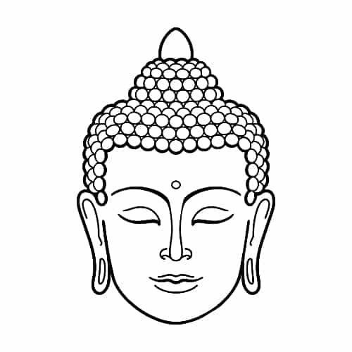 Buddha- common yoga symbols
