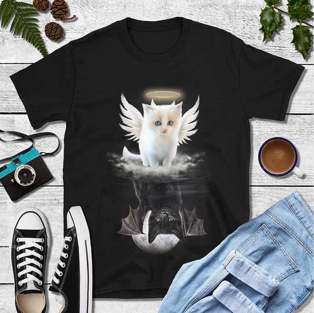 Cat Shirt Cat Angel