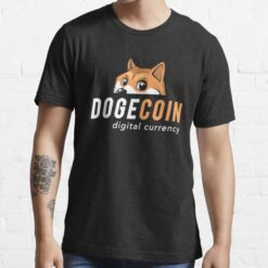 Dogecoin Shirt Dogecoin Digital Currency