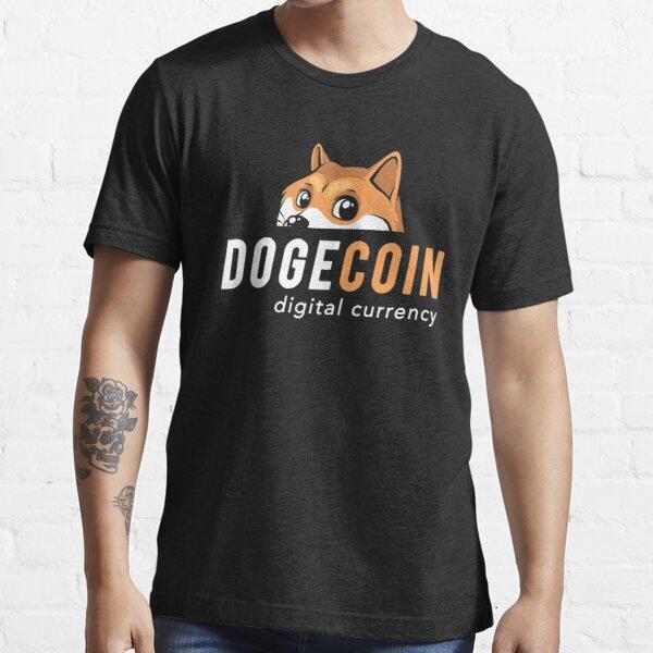 Dogecoin Shirt Dogecoin Digital Currency