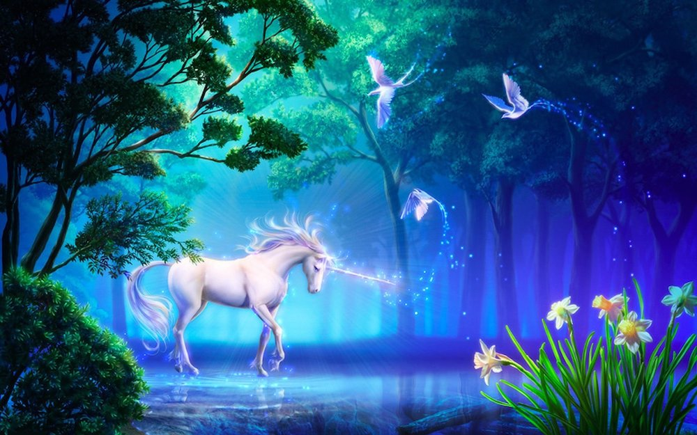 Funny facts about unicorn for both kids and adults.