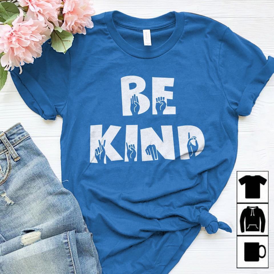 Special Ed Teacher Shirt Be Kind