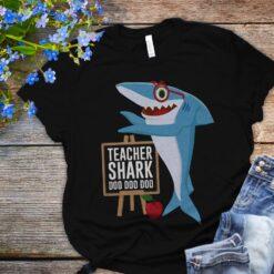 Teacher Shark Shirt Teacher Shark Doo Doo Doo