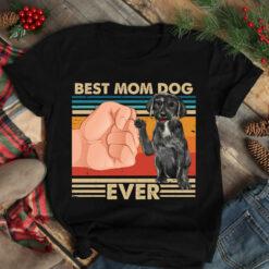 Vintage Best Mom Ever Shirt Best Mastador Dog Mom Ever