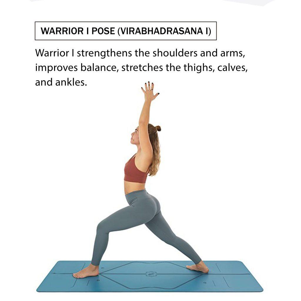 Warrior-I-pose-types-of-yoga-yoga-facts