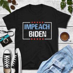 Impeach Biden Shirt Anti Joe Biden