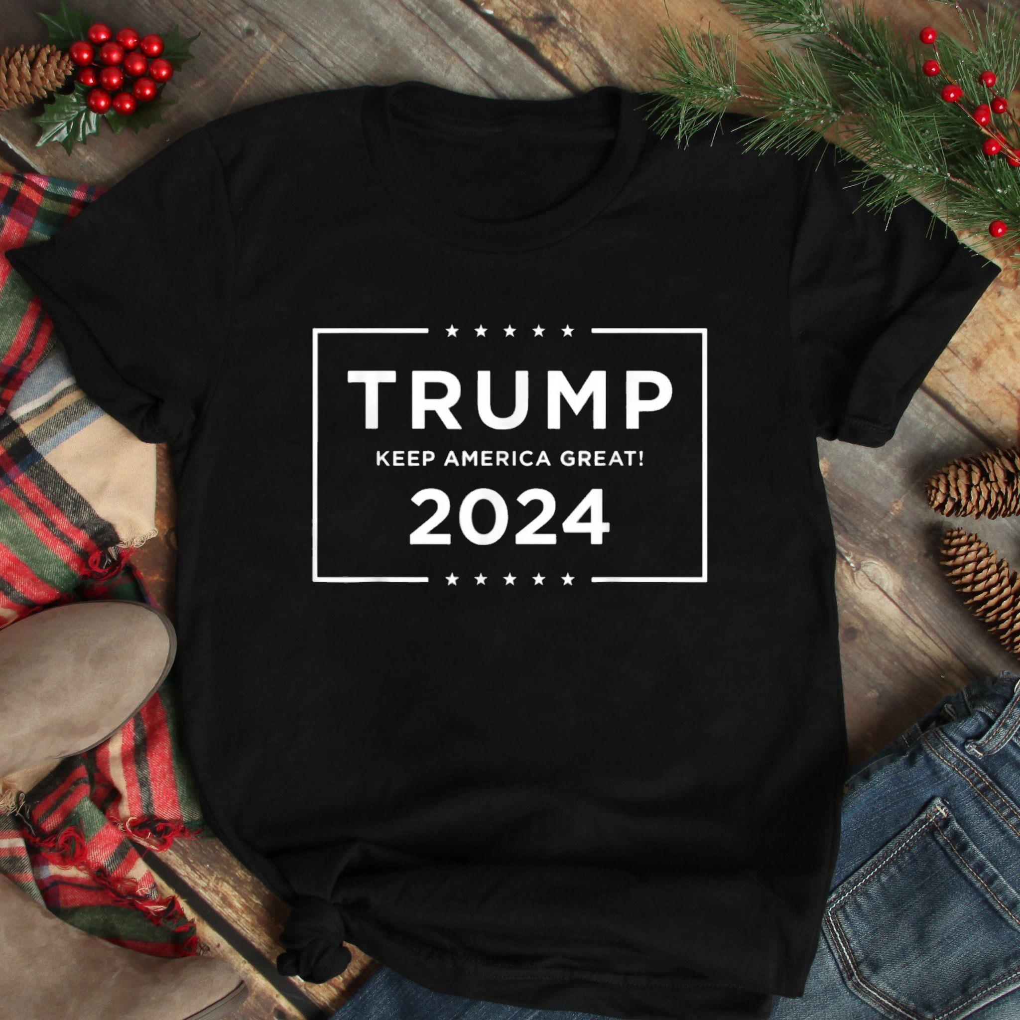 Trump 2024 Keep America Great Shirt