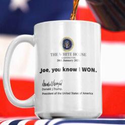 Trump-The-White-House-Joe-You-Know-I-Won-Coffee-Mug-Promotion