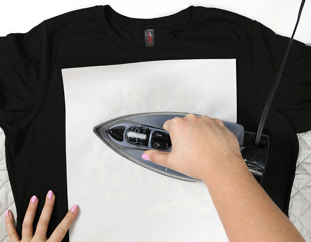 How-to-use-iron-on-tshirt-transfer