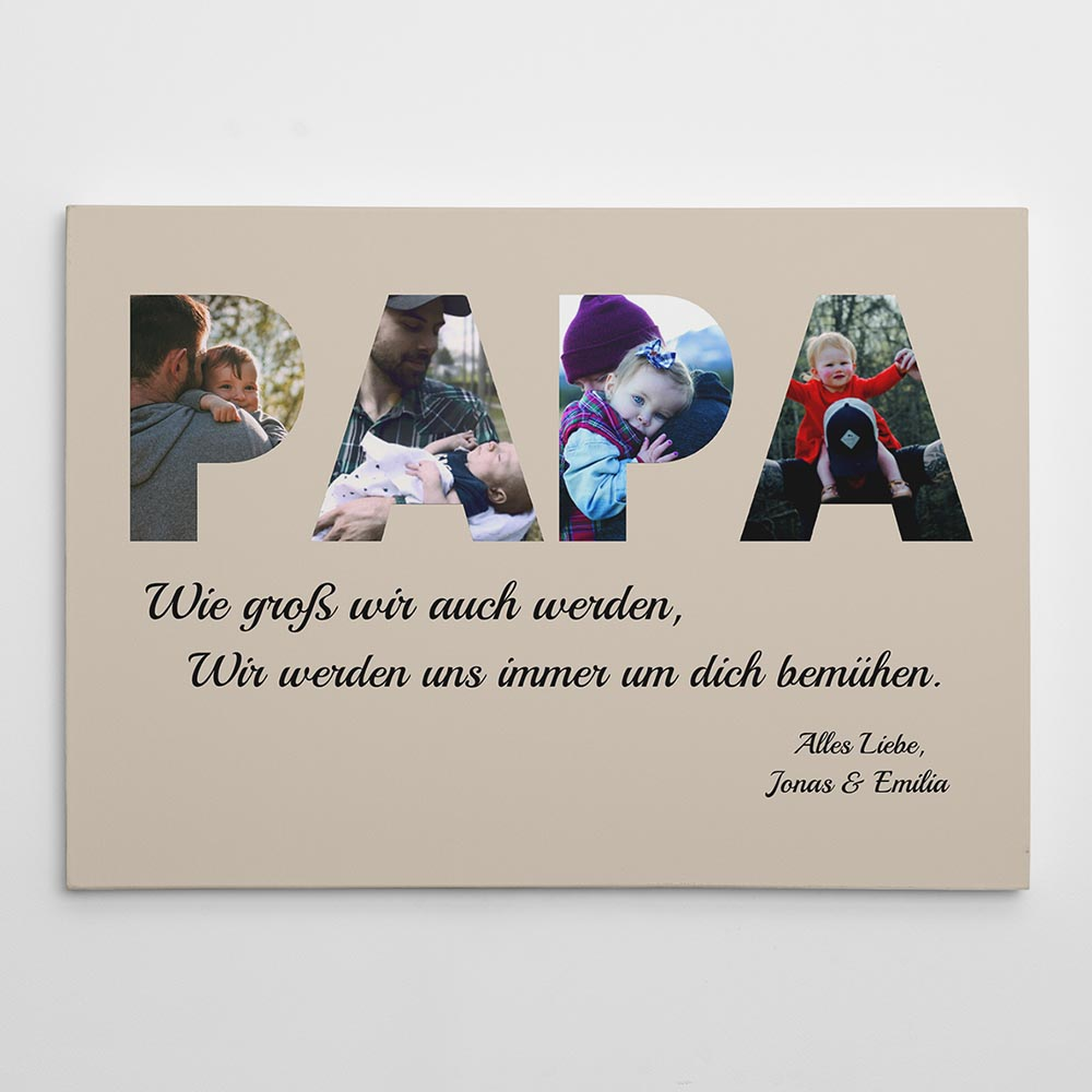 PAPA-Custom-Photo-Canvas-Best-Fathers-Day-gifts-for-grandpa