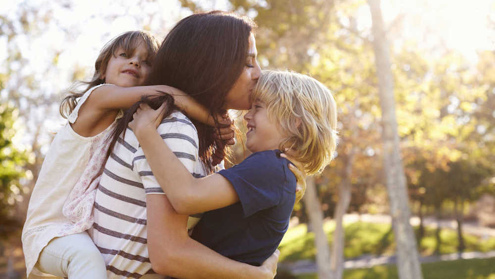 Should single mothers celebrate Father's Day