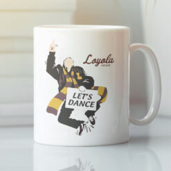 Sister Jean Mug Loyola Chicago Cofffe Mug Let's Dance