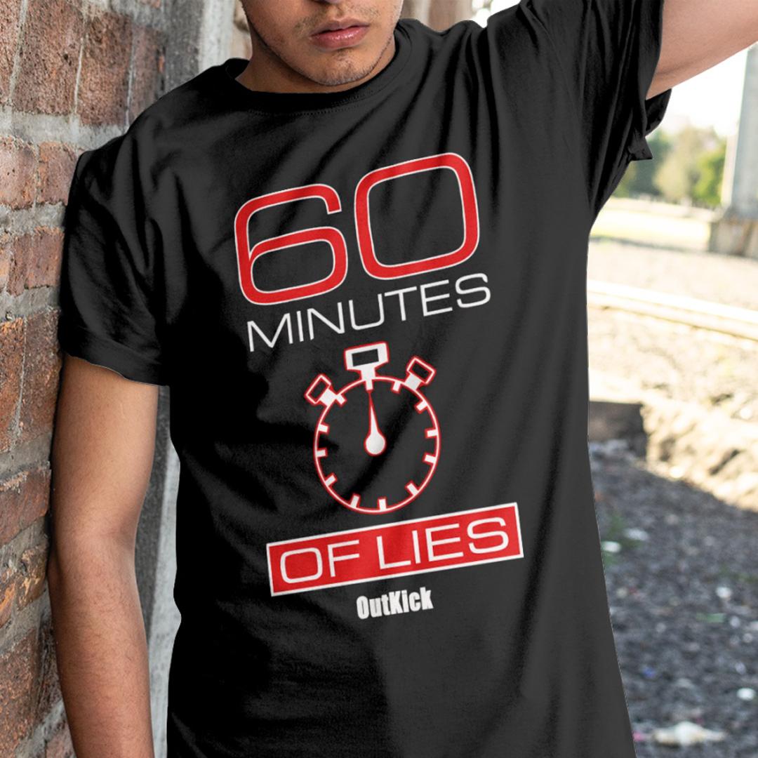 60 Minutes Of Lies T Shirt