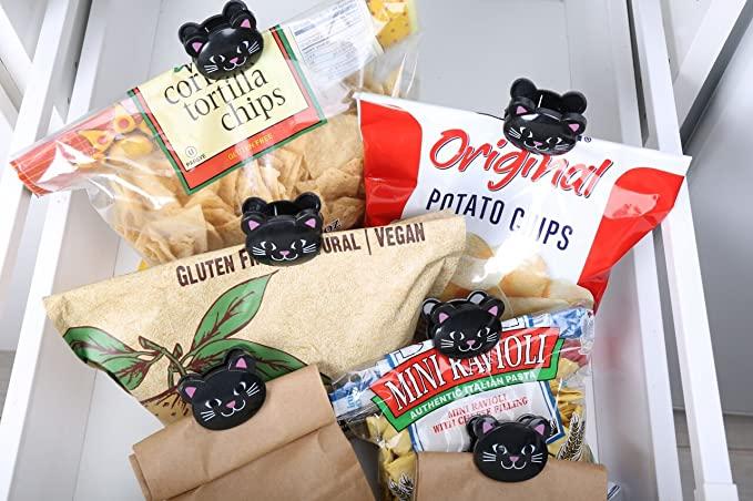 Cat Bag Sealer