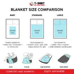Dad To My Daughter Fleece Blanket Never Feel You Are Alone