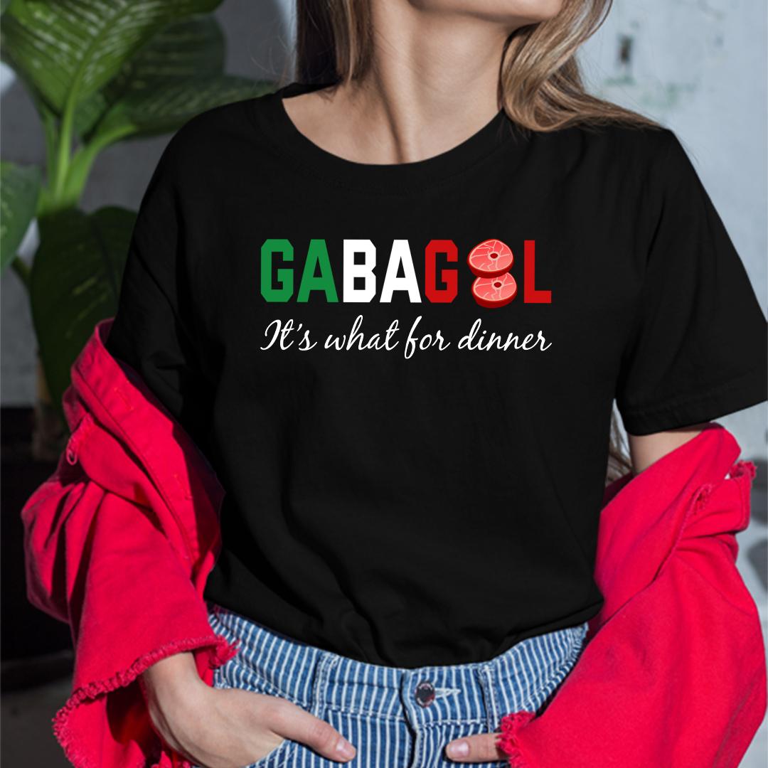 Gabagool Shirt Funny Italian Slang