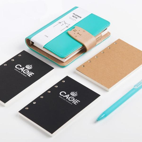 Kawaii Cat Mini Planner Notebook