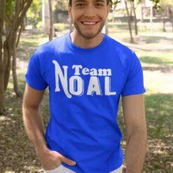 Noah Davis Shirt Team Noal mockup