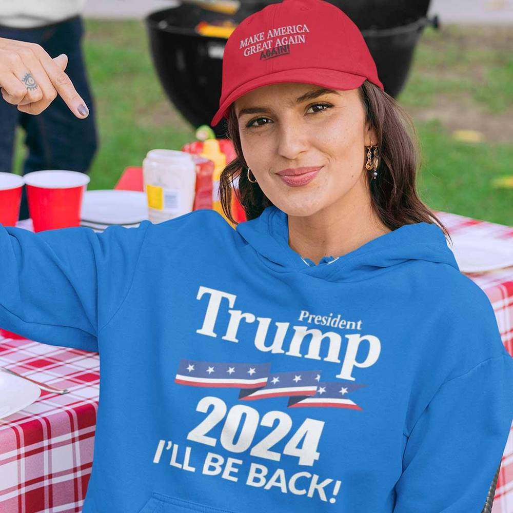 President-Trump-2024-Ill-Be-Back-Shirt-American-Flag-best-Donald-Trump-gifts