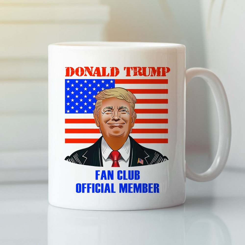 Trump-Fan-Club-Member-Mug-Trump-fan-mug