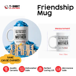 You're An Amazing Mother Personalized Mug