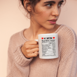 #1 Mom Mug Nutrition Facts