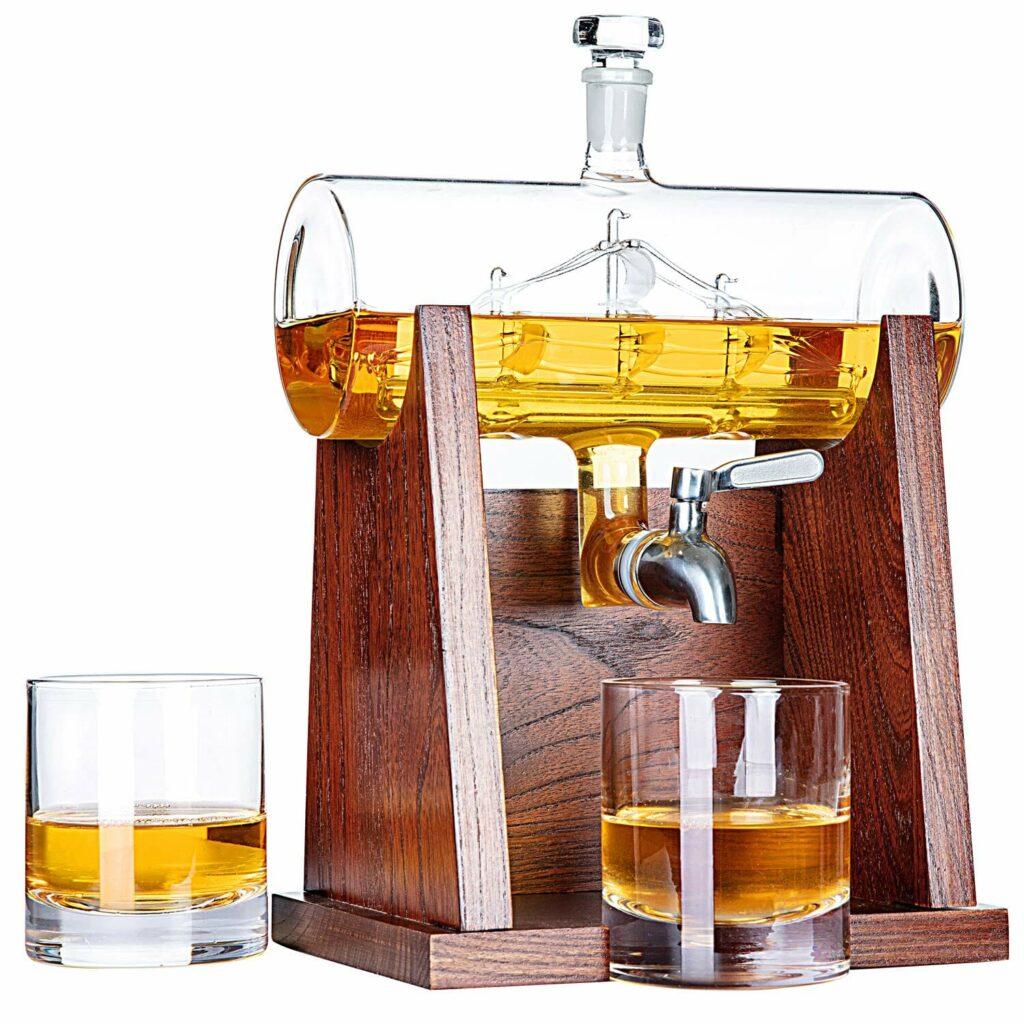 Badass Whiskey Decanter