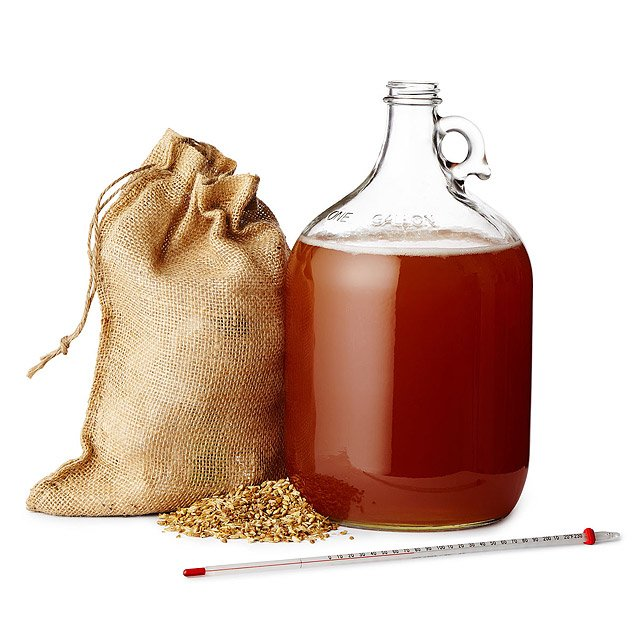 Belgian Golden Ale Beer Brewing Kit- great gift for dad to do with son