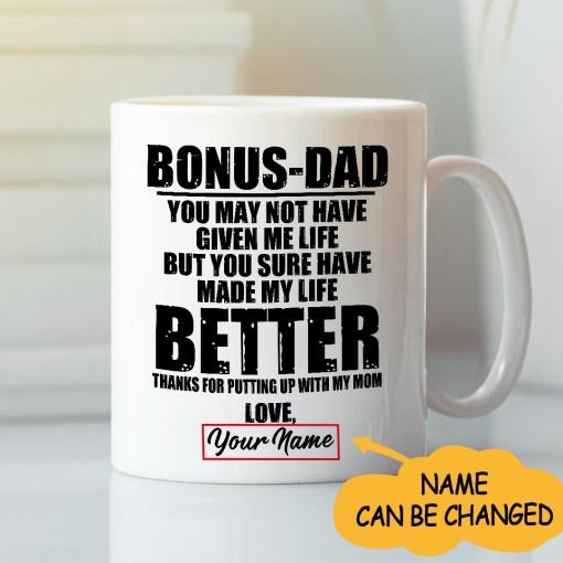 Best fathers day mug ideas for stepdad