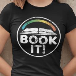 Book It T Shirt