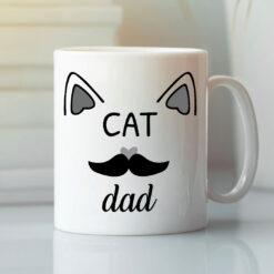 Cat Dad Mug Cat Dad Father's Day