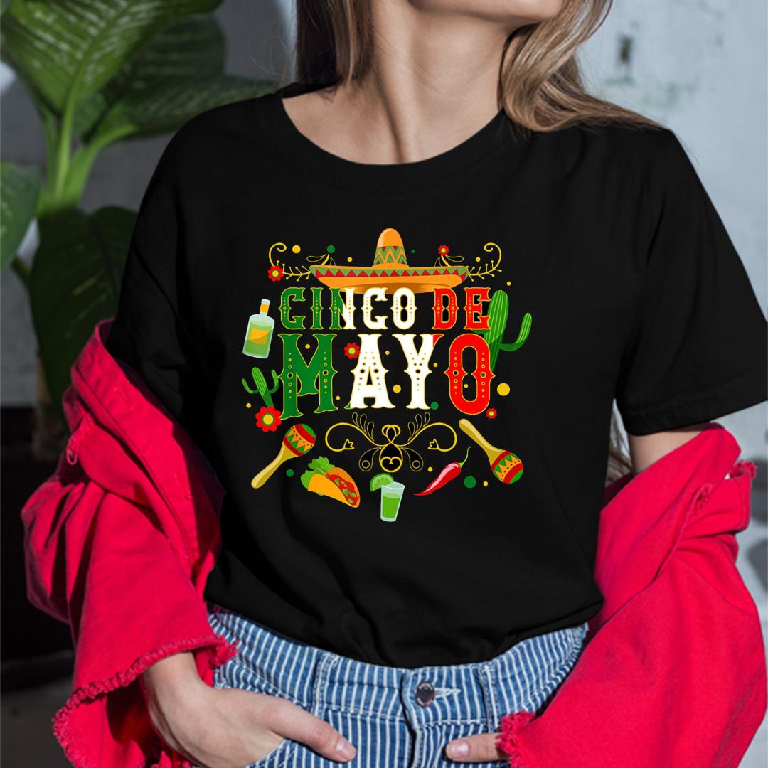 Best Cinco de Mayo Shirt Ideas