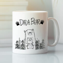 Dada Bear Mug Happy Father's Day