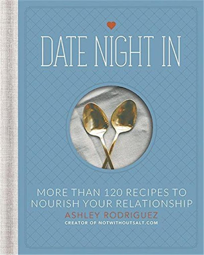 Date Night In Cookbook- interesting holiday gifts for teacher.