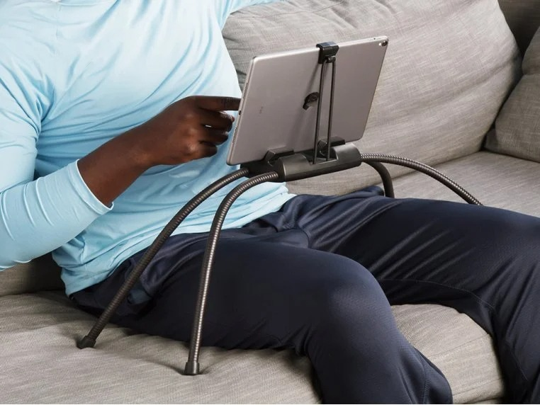 Flexible Universal Tablet Stand fathers day tech gifts