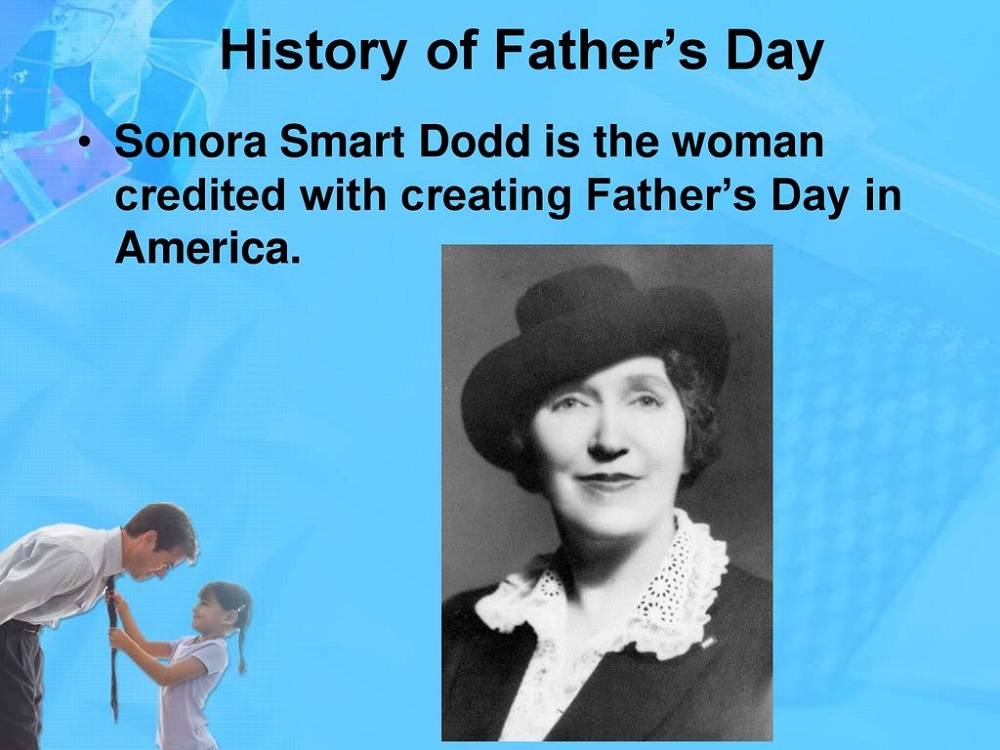 History of Father's Day in America
