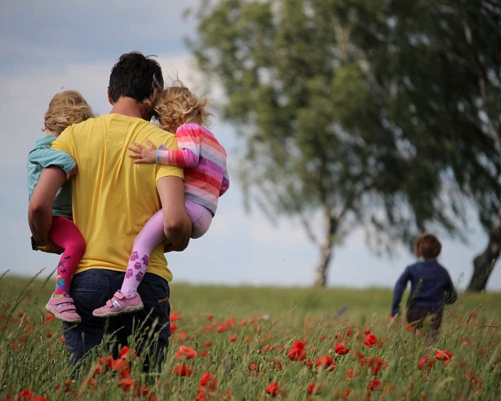 How Father's Day celebrate in The Netherlands?