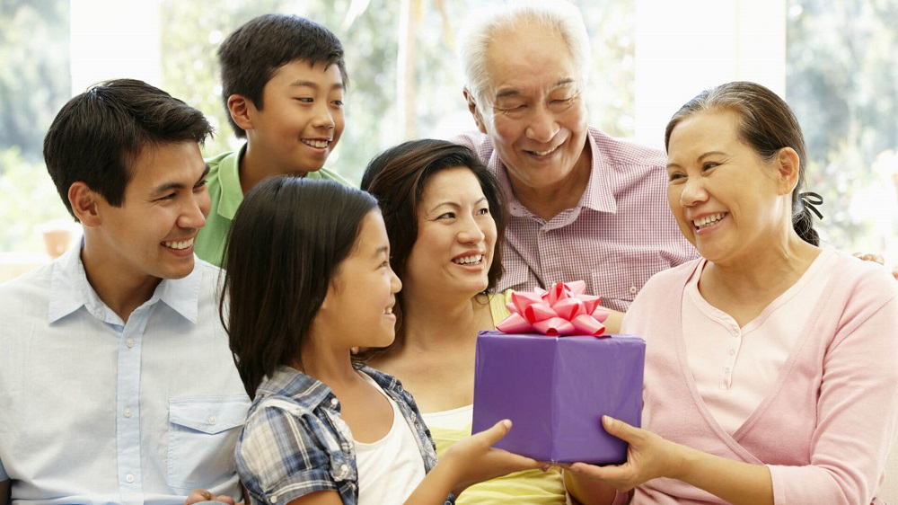 How many ways to celebrate Mother Day gift